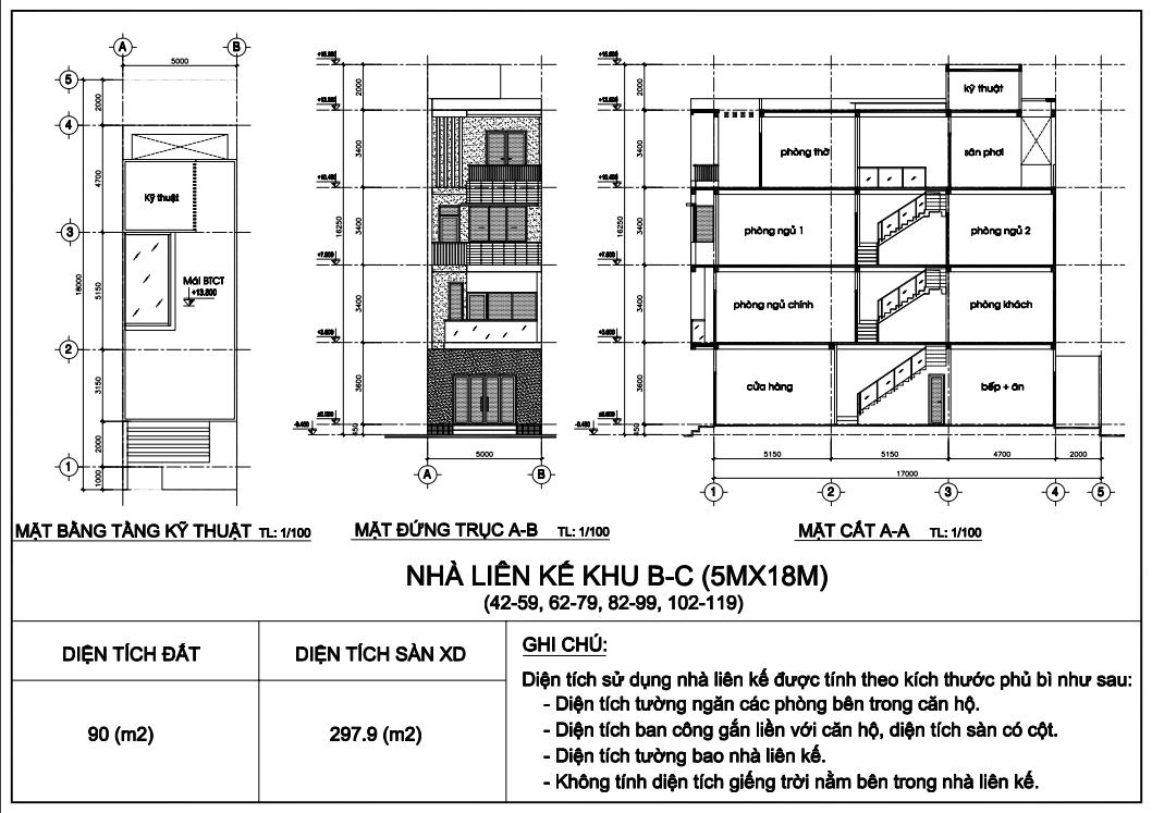 thiết kế nhà phố citygate3